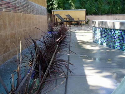 hardscape design and construction luxury home builder
